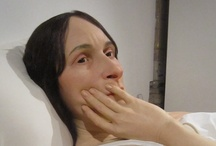 Ron Mueck at Antiguo Colegio de San Ildefonso / Visited October 29, 2011, http://www.sanildefonso.org.mx/expos/ronmueck/ / by Museum Planning, LLC