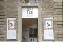 "Museo MoDo / Visited Saturday September 23, 2012, 40 pesos admission, 20 pesos students, ""El Modo de Vivir la Muerte"" exhibition, http://elmodo.mx/,  / by Museum Planning, LLC"