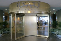 Hyatt Regency San Francisco / Lobby Installation, Hyatt Regency San Francisco, 5 Embarcadero Center, San Francisco, California, USA 94111 http://sanfranciscoregency.hyatt.com/hyatt/hotels-sanfranciscoregency/ / by Museum Planning, LLC