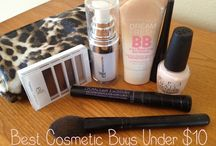Products I want! / by Melissa Hughes