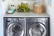 home LaundryMudroom / laundry and mudroom ideas... / by Pixel Musings