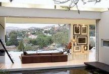 {Home} Dream Living Areas / by Eva of BuildHouseHome