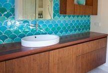 Bathrooms / by Shan Fox
