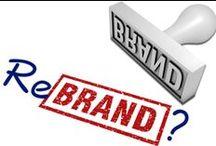 CN: The Rebrand / Brand identity, logos, etc. / by Shan Fox