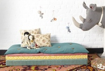 kids rooms / by Natalie Smith Kiser