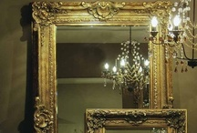 Mirror Mirror On The Wall / by Marlene Roney