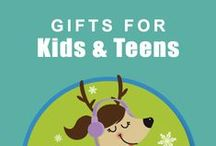 Prancer: Gifts for Kids and Teens  / by The Scoop