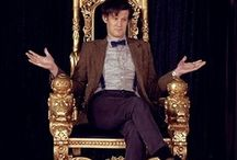 Hello, I'm the Doctor. / Doctor Who - just a boy and his box, off to see the universe / by Mary Alice