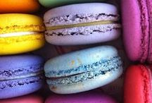 macaroons=happiness / by Lisa
