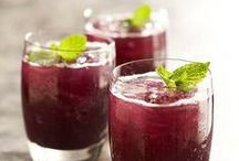 Fizzy Mocktails / Fizzy recipes for soda-lovers of all ages! Check out the recipes below for delicious drinks at your next birthday party, picnic, or BBQ!  / by SodaStreamUSA