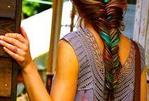 hair dids / by Anastacia George