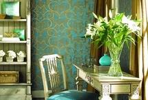 Wallpaper / by Novus Designs, By Nicole Fox