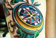 Tattoos / by Lindsay Vass