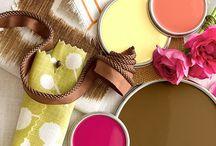 color scheme / by Rachel Hutchens