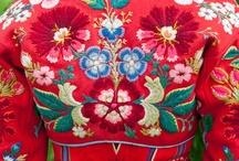 incredible textiles / by Fi Bluebellgray