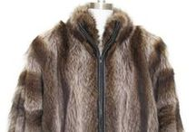 Raccoon fur coats / by Furs by Chrys