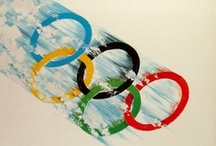 oh, it is love! / can't get enough, what a life to be part of the Olympic movement. / by Hayley Sawyer
