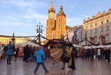 #EuroGirovagate a... Cracovia! / 4-fantastic-days in Krakow! Sponsored by Volagratis.com / by Alessandro Bertini (Girovagate)