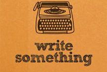 Love Blogging / by Dana Ritter