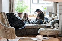 Rugs, Blankets, Afghans and Cushions / by Daisy Day