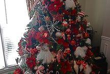 christmas trees / by Roberta Barnhart