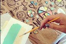 Crafty / by Victoria Pichel
