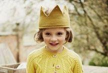 Little Girl Style / by Rebecca Davis-Awan