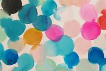 {INSPIRATION} All About Colour / Lovely colour & colour combinations  / by Belle & Bunty