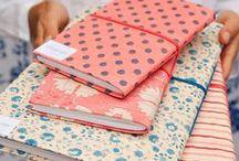 Cuadernos y libretas / by Victoria Pichel