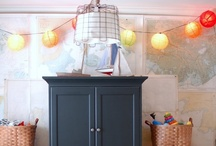 Play Room Ideas / by Christine @ Little Brags Blog