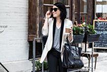 Fab Blogger Fashion / by Gillian Kelvin