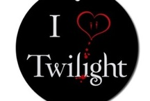 Twilight / WARNING:  You are about to enter the presence of an overly obsessed Twilight fan. Be prepared for ear piercing shrieks and out of control babbling about some guy named Edward Cullen.  You have been warned. / by Ashleigh Hunt