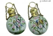 Perfume Bottles / Perfume, scent bottles & similar  / by Leslie Rhoades