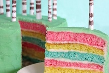 Gonna bake a cake... / by Tara Curtis