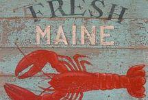 Itsa Maine thing. / by Scott @ Twenty2