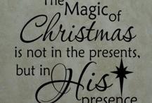 Christmas / by Tamara Stalnaker