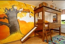 Kid Zone / A place for little feet to rest and play. / by Capel Rugs