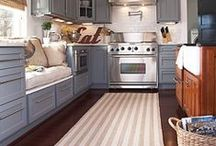 Kitchens / by Capel Rugs