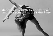 Dance = Love / by Kimberly We