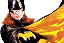 Batgirl / by Kandice Halfacre