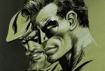 Neal Adams / by Kandice Halfacre