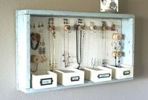 Cool Jewelry Displays / by FusionBeads