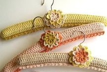 Crochet - Around the House / by Petals to Picots Crochet