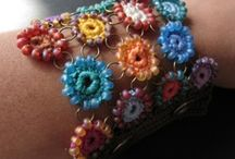 Crochet - Jewelry / by Petals to Picots Crochet