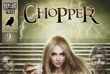 Chopper / by Frank Forte