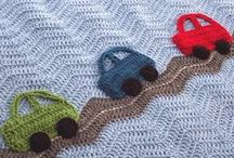 Crochet - Kids / by Petals to Picots Crochet