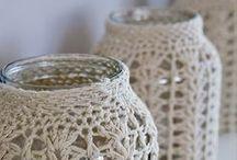crochet / by Mary Jane Valentine