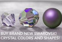 Swarovski Elements Innovations Fall/Winter 2015 / by FusionBeads