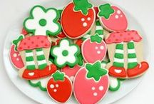 Cookies / decorated sugar cookies / by Penny White