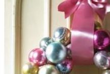 Holiday decorating and crafts / by Jane Ross Fostervold